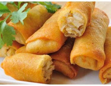 Bak Choy with Garlic Sauce